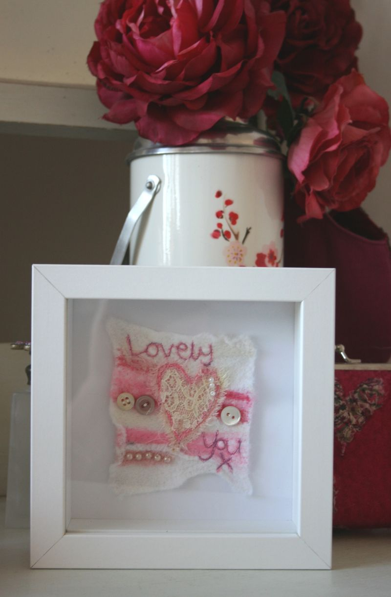 Lovely you in situ