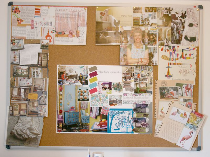 My lovely moodboard with images