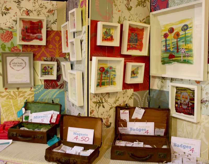 Festival of Crafts stand 1