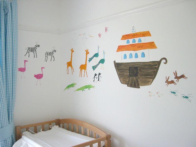 George's room2
